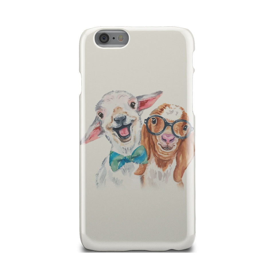 Goat Lovers - Phone case