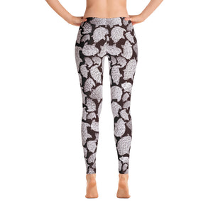 Women's Ultra Soft Leggings Fashion Seamless Stretch Pants for Pig Lovers-pattern cute