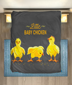 Microfiber Duvet Cover for Chicken Lovers 02