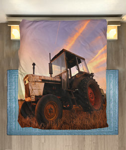 Microfiber Duvet Cover for Cow Lovers 09