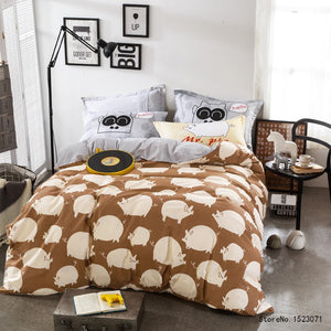 Pig bedding set -02