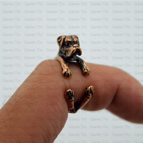 Boxer Wrap Ring Boxer Dog Ring