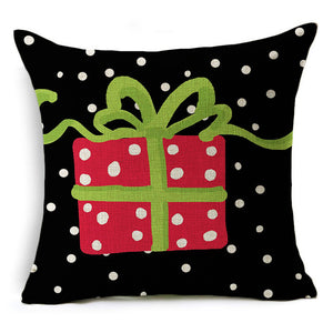 Pillows Cover for Sofa Christmas Gift