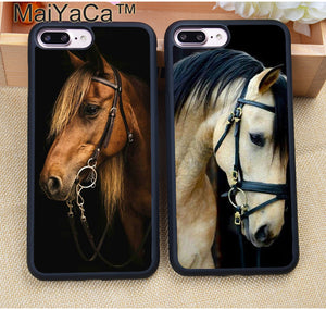 Handsome Horse iPhone Case