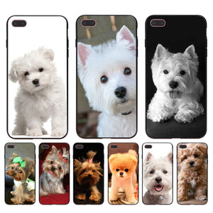Yorkshire Terrier Puppy Dog Luxury Quality Phone Case