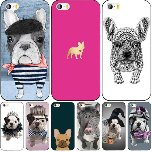 French bulldog cute phone case for iphone