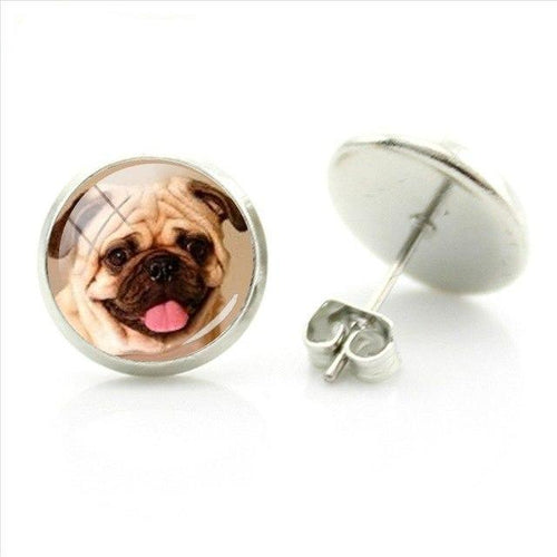 Cute Beagle Labrador German shepered terrier bulldog women jewelry