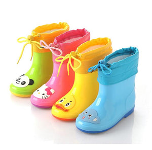 Children Rainboots Waterproof Shoes