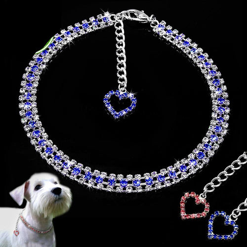 Accessories For Small Dogs Chihuhua Yorkshire terrier Necklace