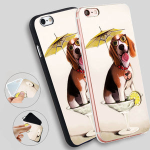 Tessi The Party Beagle Phone Case