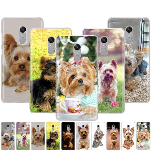 Yorkshire terrier dog puppy Cover phone case