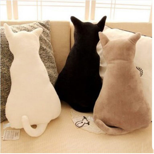 Cat Back - pillow