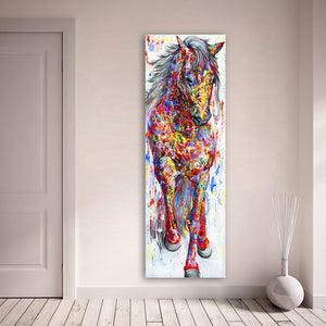Wall Art - The Standing Horse (No Frame)