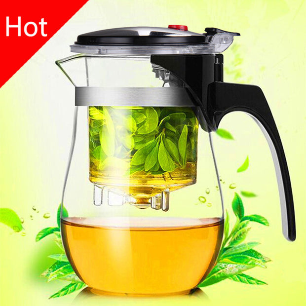 Glass Tea Pot, 500 ml