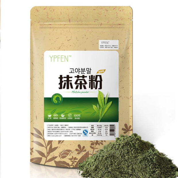 Korean Green Tea Powder, 100 g