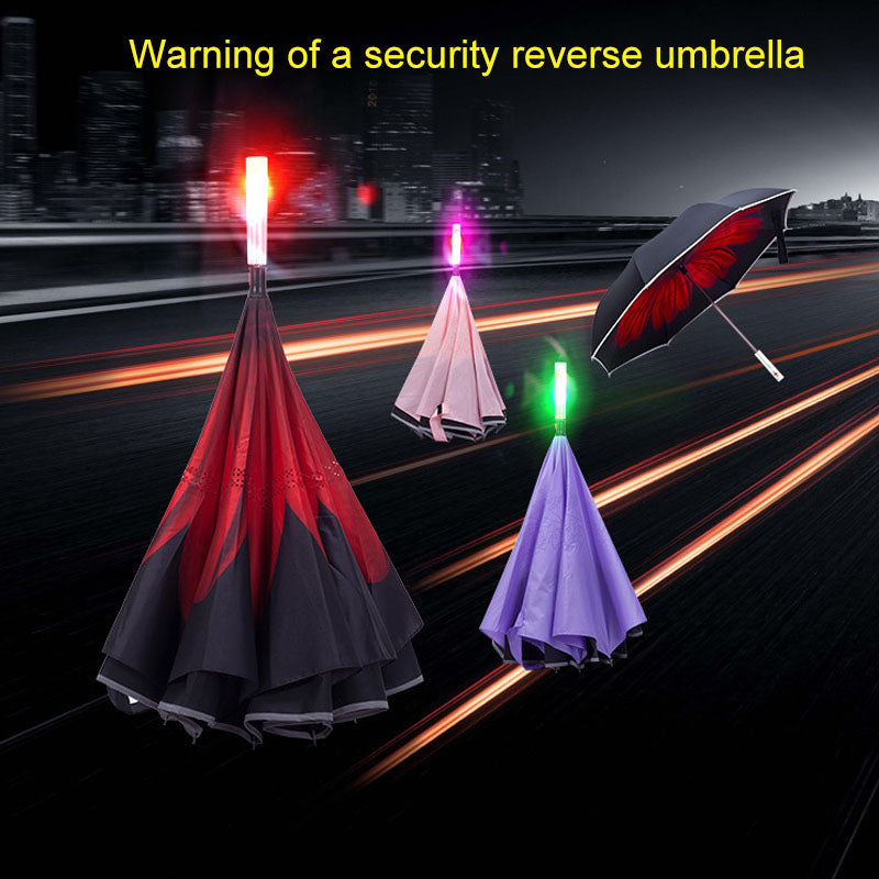 LED Reverse Umbrella