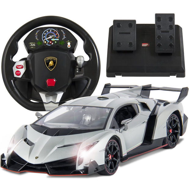 1/14 Scale Remote Controlled Lamborghini with Gravity Sensor