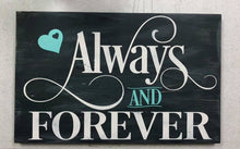 Always and Forever - Sawdust & Swirls
