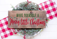 Have Yourself a Merry Little Christmas 2 - Sawdust & Swirls