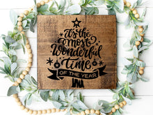 The Most Wonderful Time of the Year 2 - Sawdust & Swirls