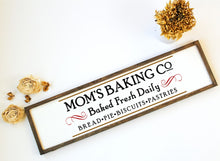 Mom's Baking Co. - Sawdust & Swirls