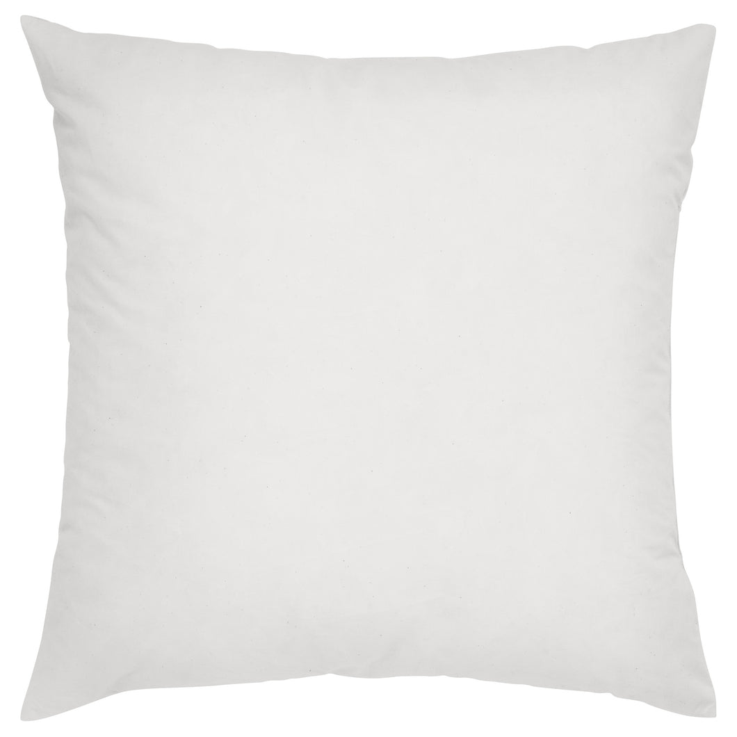 ADD ON -- Feather Pillow Insert - Sawdust & Swirls