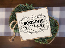 Seasons Greetings 3 - Sawdust & Swirls