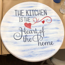 The Kitchen is the Heart of the Home - Sawdust & Swirls