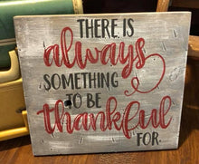 There is Always Something to Be Thankful For - Sawdust & Swirls