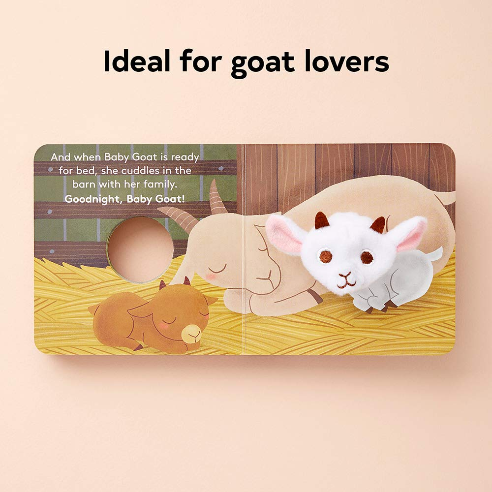 Baby Goat Book