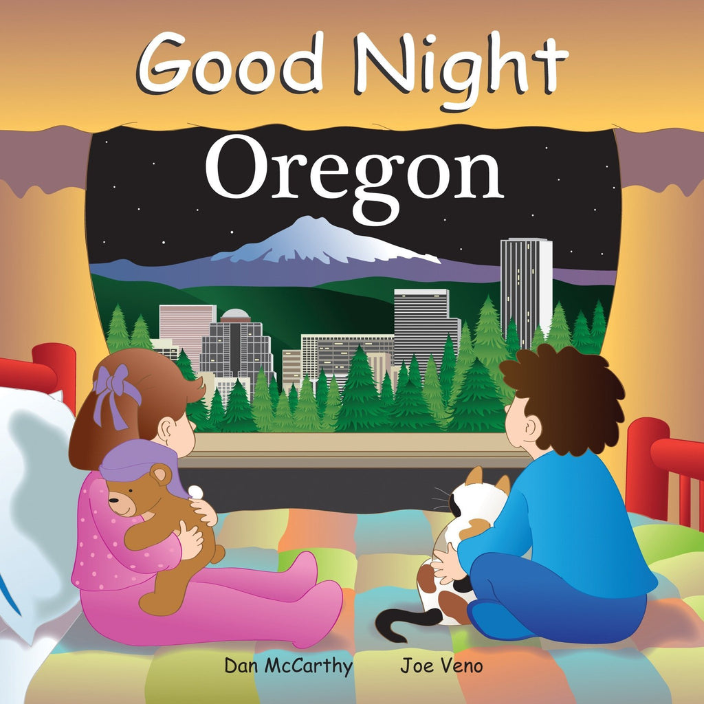 Good Night Oregon Book