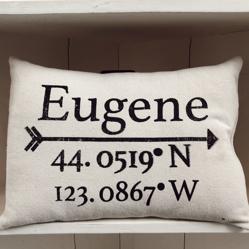 Coordinate Pillow Eugene