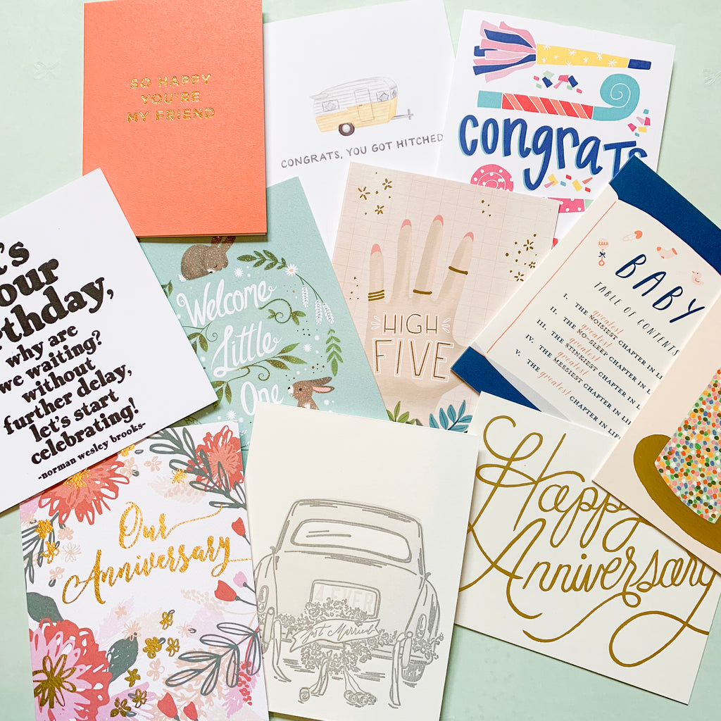 Bakers Dozen Card Pack Assorted Occasions