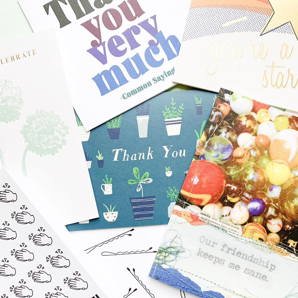 Bakers Dozen Card Pack - Congrats-Thank You-Friendship
