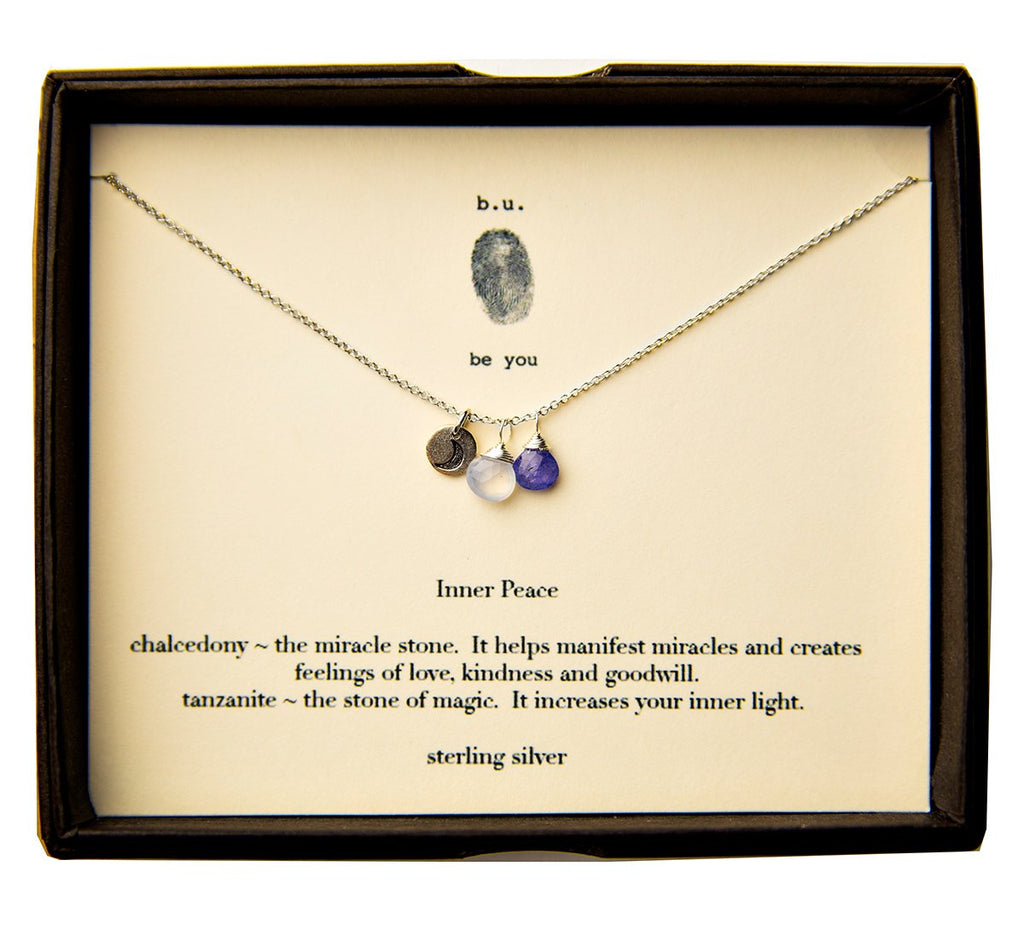 Inner Peace Necklace