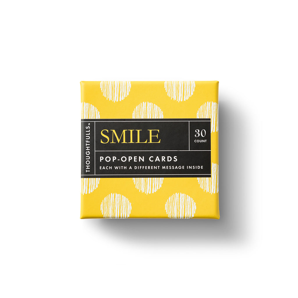 Smile - Pop Open Cards