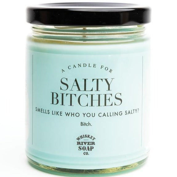 Salty Bitches - Candle