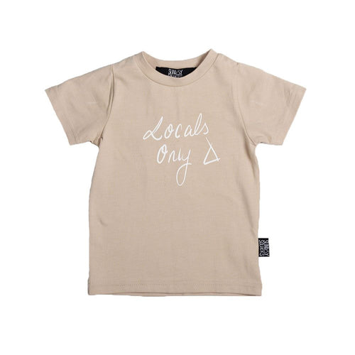 Sunday Soldiers Locals Only SS Tee