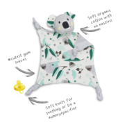 Banjo Kippins Organic Cotton Cuddle Blankie