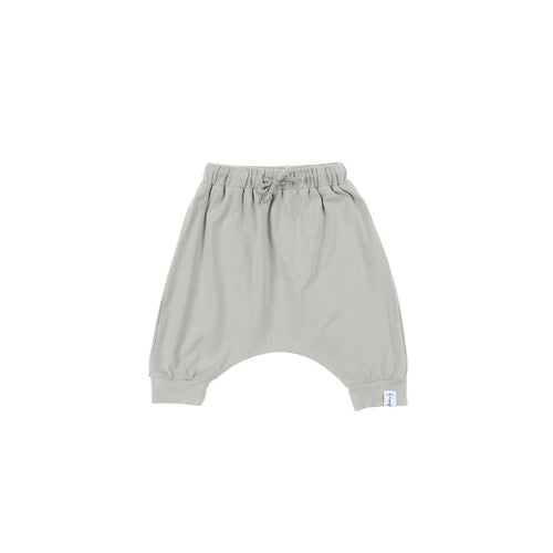 BobbyG Babywear Softened Green Harem Shorts