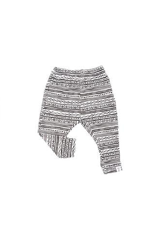 BobbyG Grey Aztec Jungle Pants