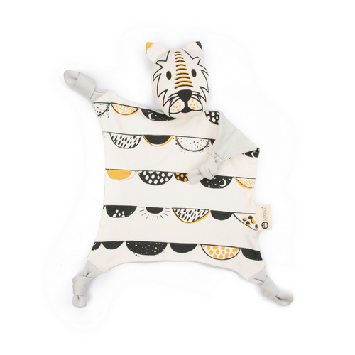 Dash Kippins Organic Cotton Cuddle Blankie