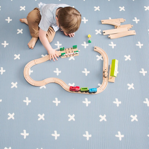 Mikro Australia Steel Crosses Playmat