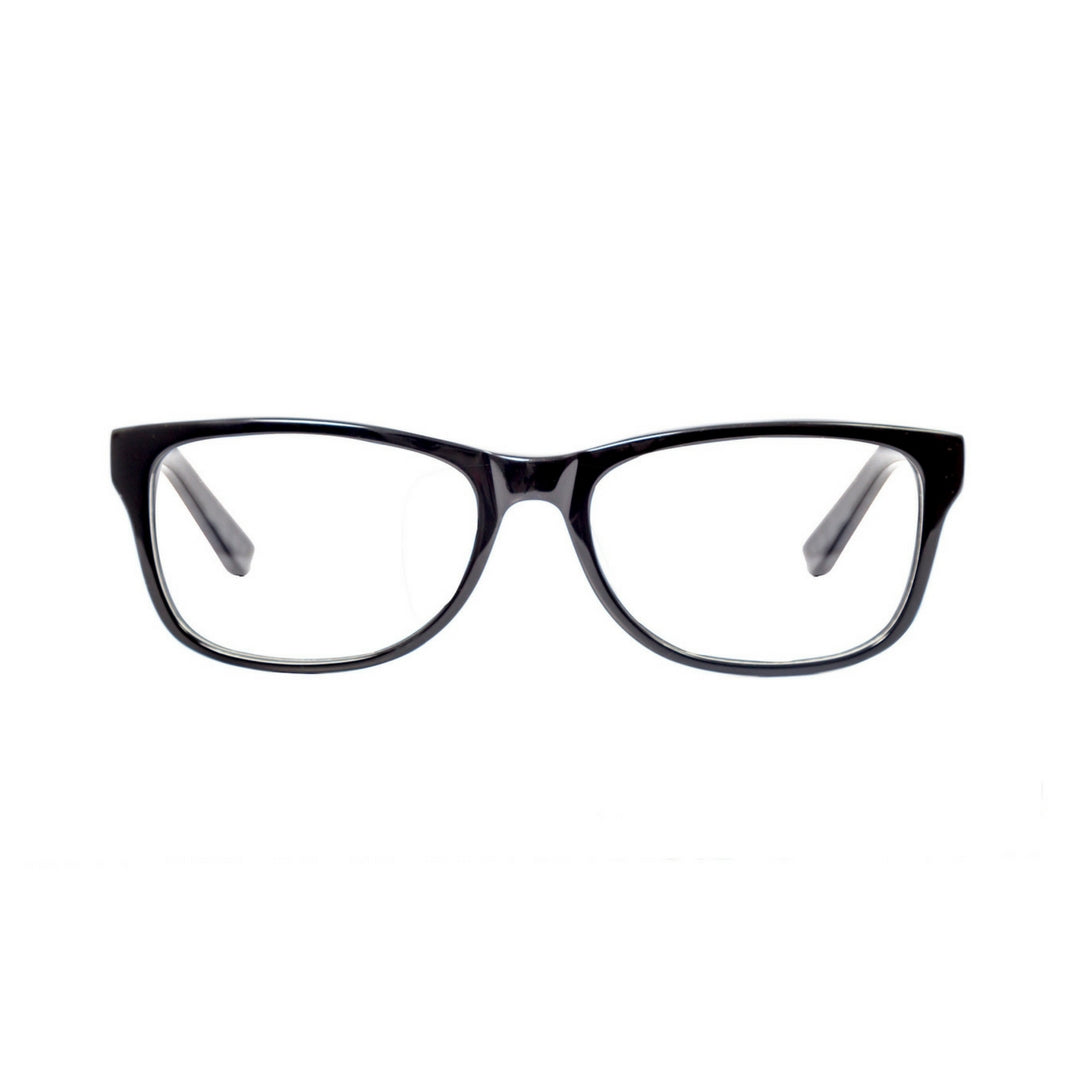 Stylish blue light blocking glasses