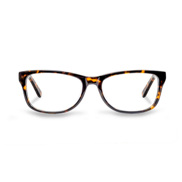 Tortoise blue light blocking glasses