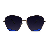 Designer Hexagonal Sunglasses