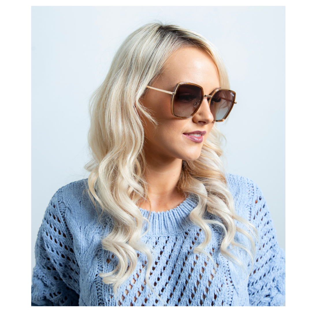 Latest model oversized sunglasses EXYRA eyewear
