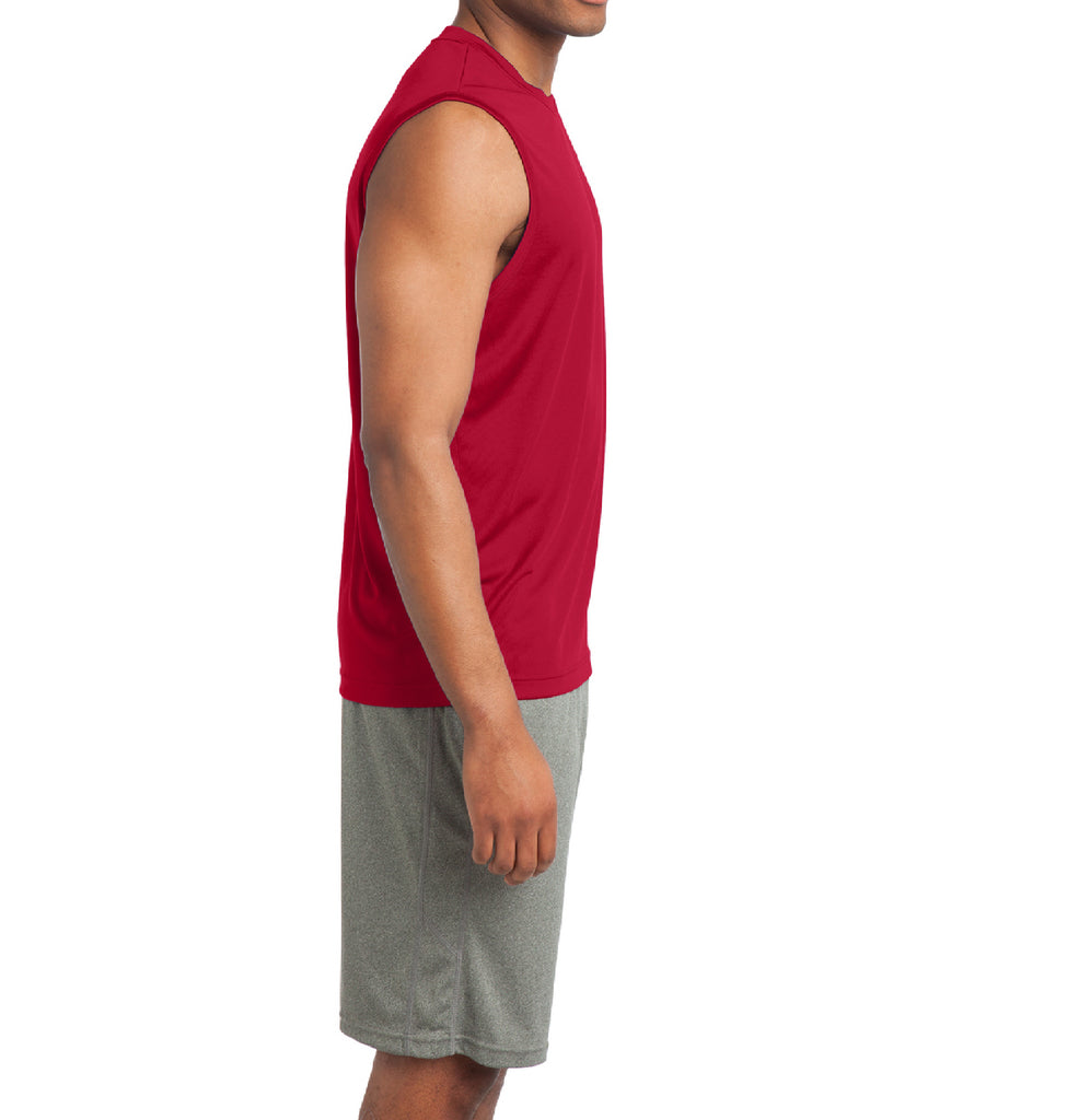 Competitor Tank Top - True Red