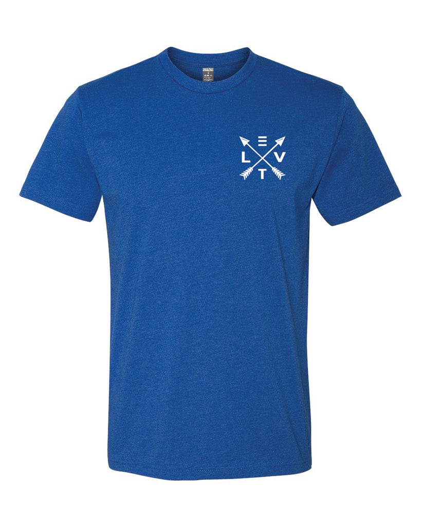 Premium Tee - Royal Blue