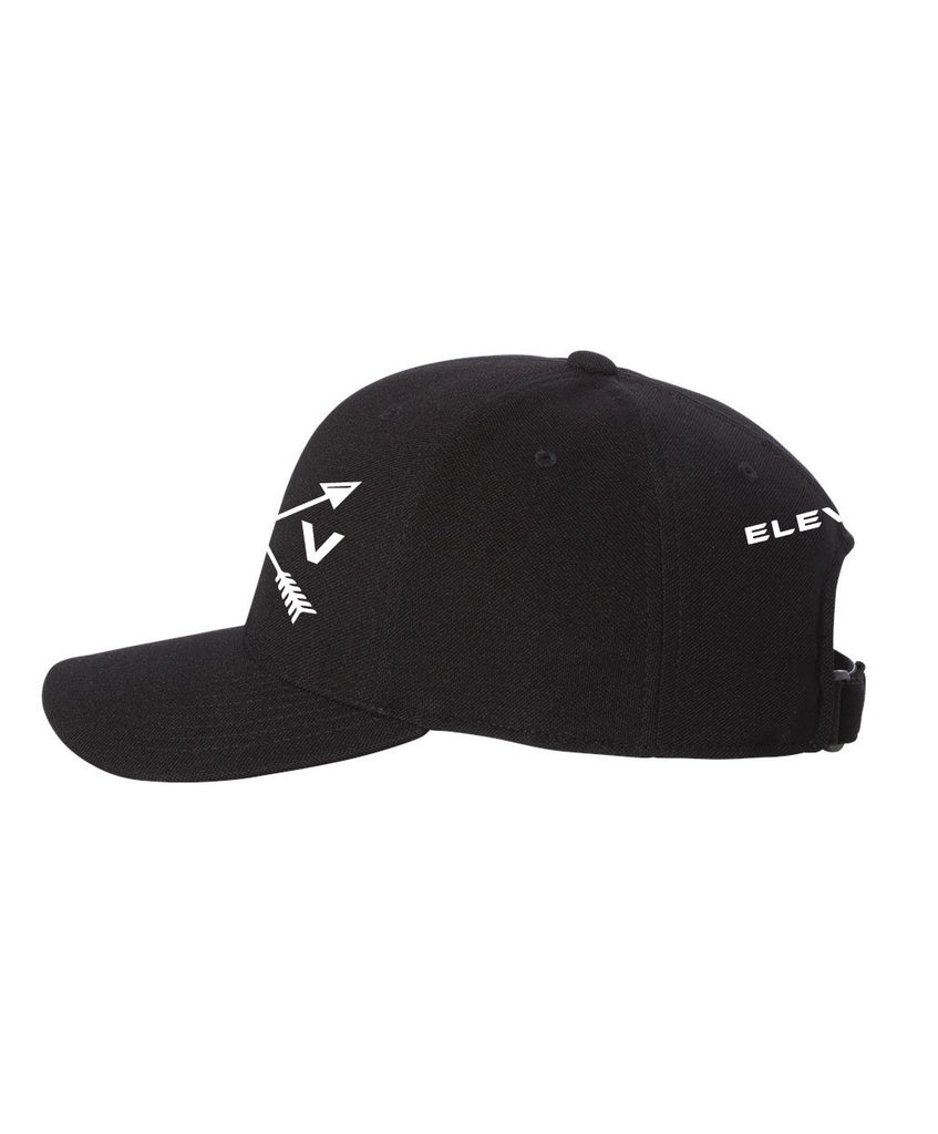 Pro-Formance Cap - Black/ White